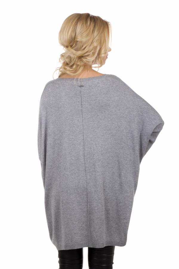 Пуловер с вырезом лодочка доставка