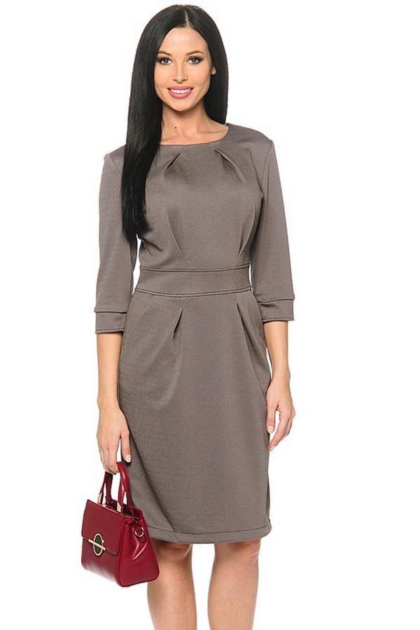 Платье MiltonПлатья<br><br><br>Размер RU: 48<br>Пол: Женский<br>Возраст: Взрослый<br>Материал: полиэстер 80%, вискоза 15%, спандекс 5%<br>Цвет: Разноцветный
