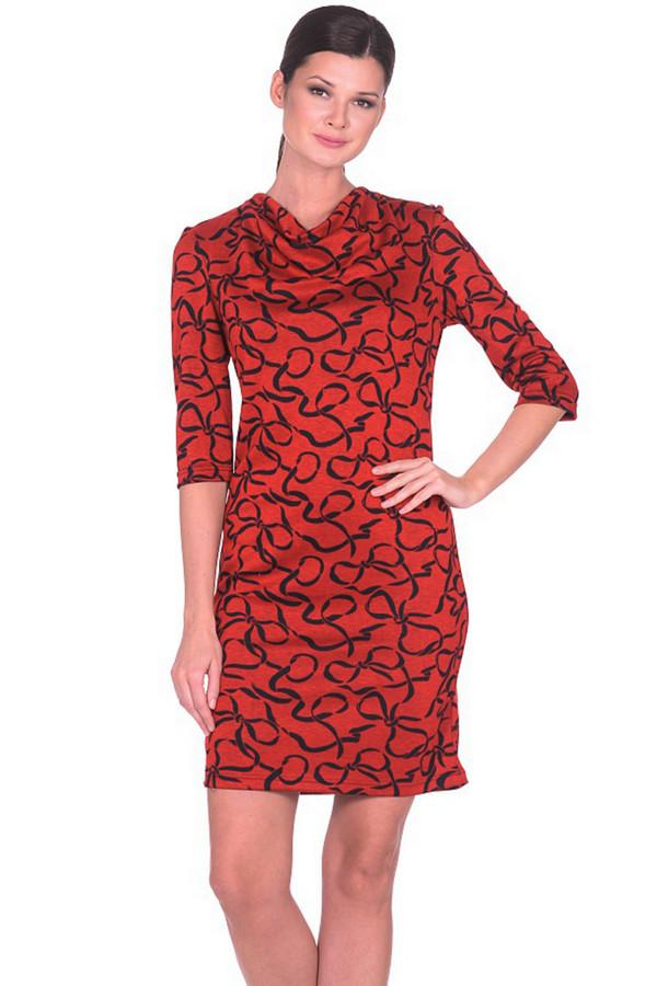 Платье MiltonПлатья<br><br><br>Размер RU: 44<br>Пол: Женский<br>Возраст: Взрослый<br>Материал: полиэстер 65%, вискоза 30%, спандекс 5%<br>Цвет: Разноцветный
