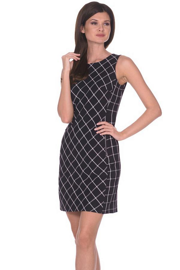 Платье MiltonПлатья<br><br><br>Размер RU: 44<br>Пол: Женский<br>Возраст: Взрослый<br>Материал: полиэстер 90%, вискоза 10%<br>Цвет: Разноцветный