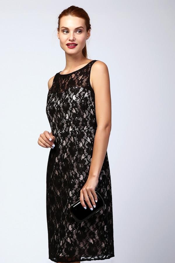 Платье MiltonПлатья<br><br><br>Размер RU: 42<br>Пол: Женский<br>Возраст: Взрослый<br>Материал: эластан 3%, хлопок 97%<br>Цвет: Разноцветный