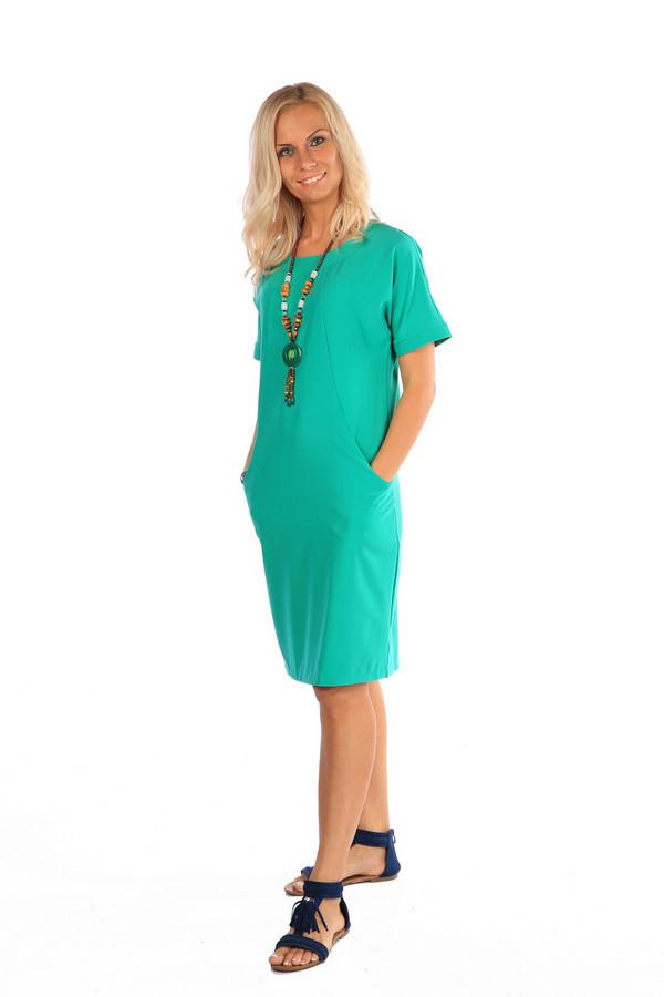 Платье MiltonПлатья<br><br><br>Размер RU: 52<br>Пол: Женский<br>Возраст: Взрослый<br>Материал: полиэстер 100%<br>Цвет: Зелёный