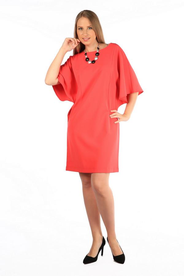 Платье MiltonПлатья<br><br><br>Размер RU: 48<br>Пол: Женский<br>Возраст: Взрослый<br>Материал: полиэстер 100%<br>Цвет: Красный