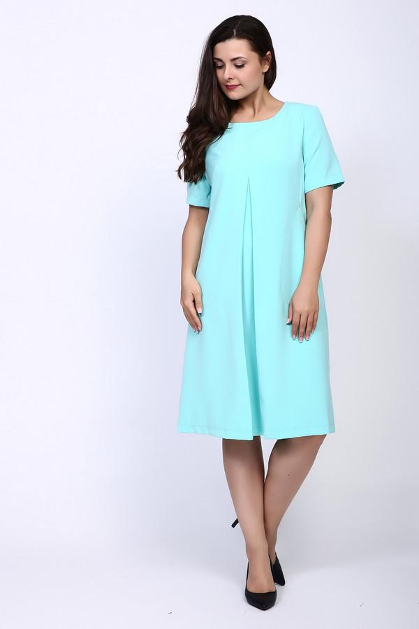 Платье MiltonПлатья<br><br><br>Размер RU: 54<br>Пол: Женский<br>Возраст: Взрослый<br>Материал: полиэстер 95%, спандекс 5%<br>Цвет: Голубой
