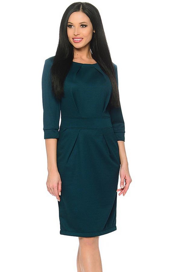 Платье MiltonПлатья<br><br><br>Размер RU: 50<br>Пол: Женский<br>Возраст: Взрослый<br>Материал: полиэстер 80%, вискоза 15%, спандекс 5%<br>Цвет: Зелёный