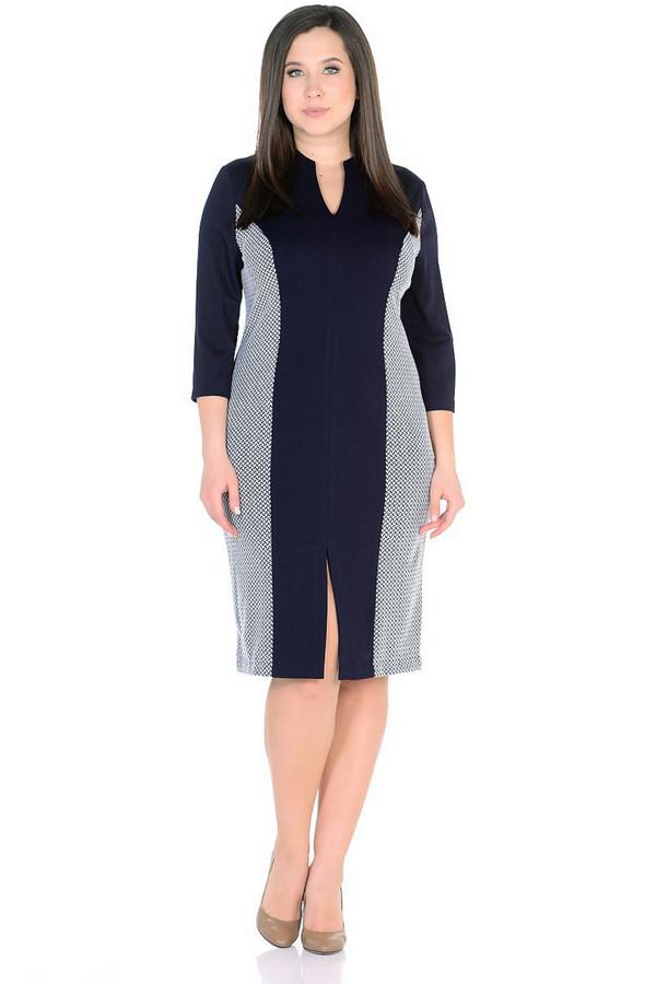 Платье MiltonПлатья<br><br><br>Размер RU: 44<br>Пол: Женский<br>Возраст: Взрослый<br>Материал: вискоза 65%, нейлон 30%, спандекс 5%<br>Цвет: Разноцветный