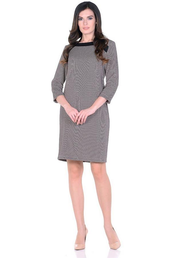 Платье MiltonПлатья<br><br><br>Размер RU: 46<br>Пол: Женский<br>Возраст: Взрослый<br>Материал: полиэстер 95%, спандекс 5%<br>Цвет: Разноцветный