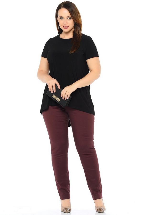 Блузa MiltonБлузы<br><br><br>Размер RU: 48<br>Пол: Женский<br>Возраст: Взрослый<br>Материал: полиэстер 95%, лайкра 5%<br>Цвет: Чёрный