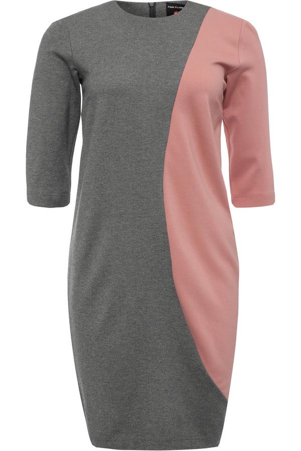 Платье FINN FLAREПлатья<br><br><br>Размер RU: 52<br>Пол: Женский<br>Возраст: Взрослый<br>Материал: эластан 5%, вискоза 70%, нейлон 25%<br>Цвет: Разноцветный