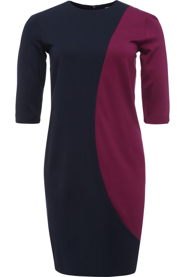 Платье FINN FLAREПлатья<br><br><br>Размер RU: 48<br>Пол: Женский<br>Возраст: Взрослый<br>Материал: эластан 5%, вискоза 70%, нейлон 25%<br>Цвет: Разноцветный