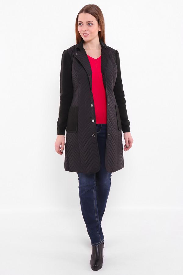 Купить Пальто FINN FLARE, Китай, Чёрный, полиэстер 100%