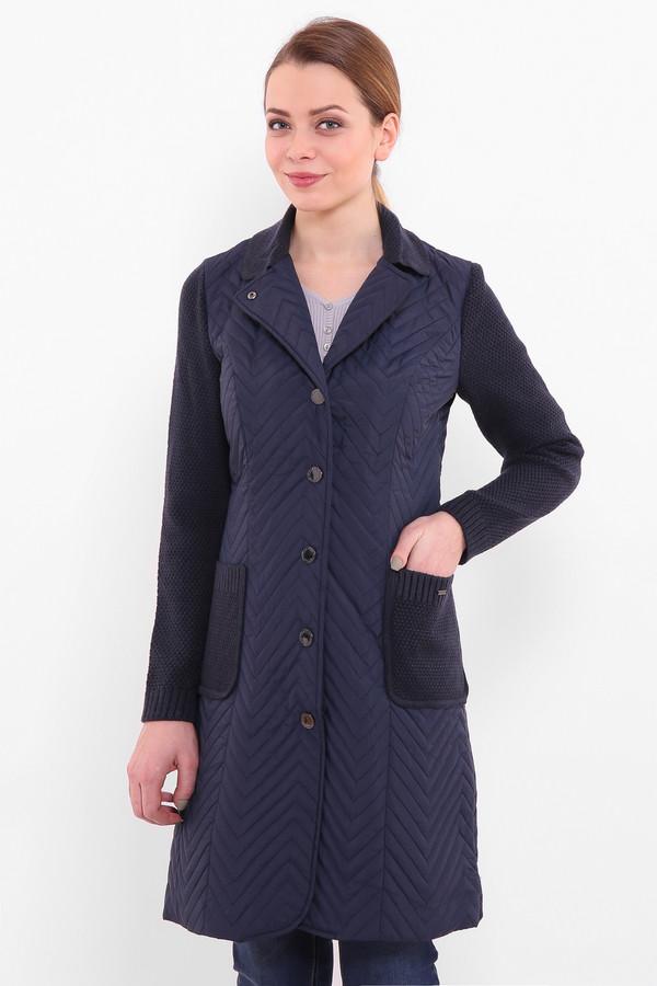 Пальто FINN FLAREПальто<br><br><br>Размер RU: 44<br>Пол: Женский<br>Возраст: Взрослый<br>Материал: полиэстер 100%<br>Цвет: Синий