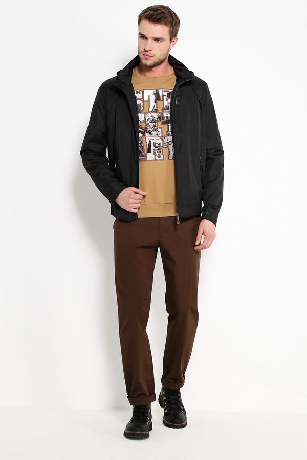Куртка FINN FLAREКуртки<br><br><br>Размер RU: 50<br>Пол: Мужской<br>Возраст: Взрослый<br>Материал: полиэстер 100%<br>Цвет: Чёрный