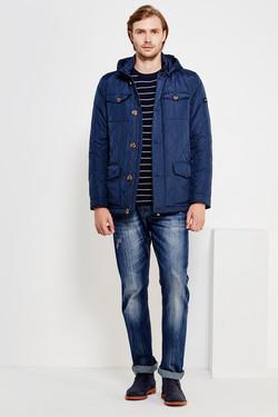 Куртка FINN FLARE, цвет Синий, размер 48RU