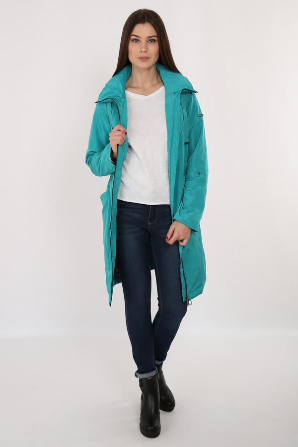 Пальто FINN FLAREПальто<br><br><br>Размер RU: 56<br>Пол: Женский<br>Возраст: Взрослый<br>Материал: полиэстер 100%<br>Цвет: Голубой