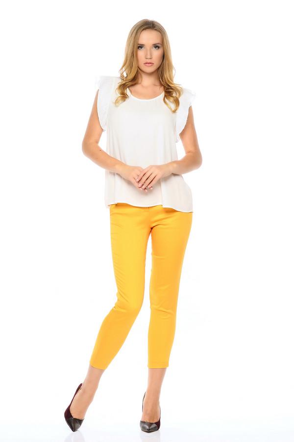 Брюки XARIZMASБрюки<br><br><br>Размер RU: 50<br>Пол: Женский<br>Возраст: Взрослый<br>Материал: хлопок 95%, эластан 5%<br>Цвет: Жёлтый