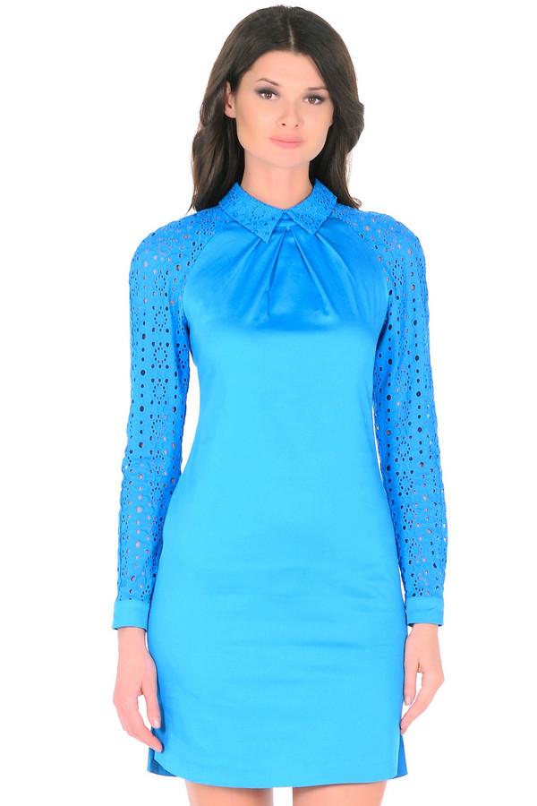 Платье XARIZMASПлатья<br><br><br>Размер RU: 40<br>Пол: Женский<br>Возраст: Взрослый<br>Материал: хлопок 95%, эластан 5%<br>Цвет: Голубой