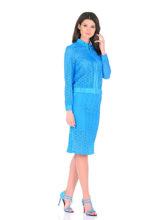 Куртка XARIZMASКуртки<br><br><br>Размер RU: 50<br>Пол: Женский<br>Возраст: Взрослый<br>Материал: хлопок 95%, эластан 5%<br>Цвет: Голубой