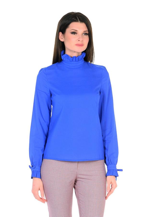 Блузa XARIZMASБлузы<br><br><br>Размер RU: 40<br>Пол: Женский<br>Возраст: Взрослый<br>Материал: хлопок 100%<br>Цвет: Синий