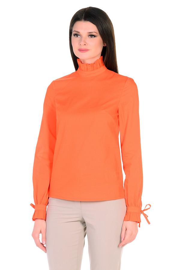 Блузa XARIZMASБлузы<br><br><br>Размер RU: 46<br>Пол: Женский<br>Возраст: Взрослый<br>Материал: хлопок 100%<br>Цвет: Оранжевый