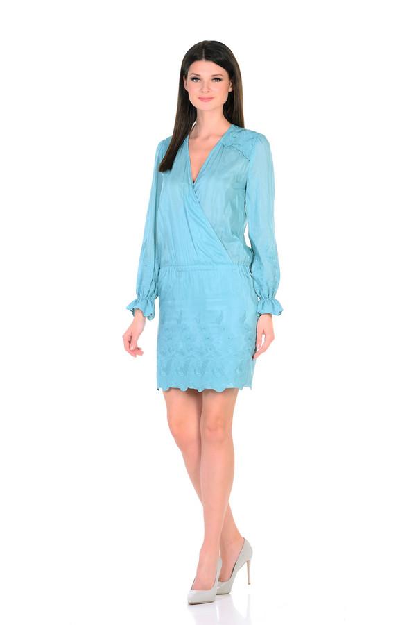 Платье XARIZMASПлатья<br><br><br>Размер RU: 44<br>Пол: Женский<br>Возраст: Взрослый<br>Материал: хлопок 100%<br>Цвет: Голубой