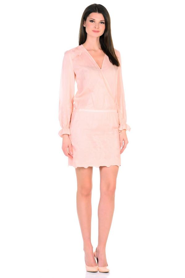 Платье XARIZMASПлатья<br><br><br>Размер RU: 48<br>Пол: Женский<br>Возраст: Взрослый<br>Материал: хлопок 100%<br>Цвет: Розовый