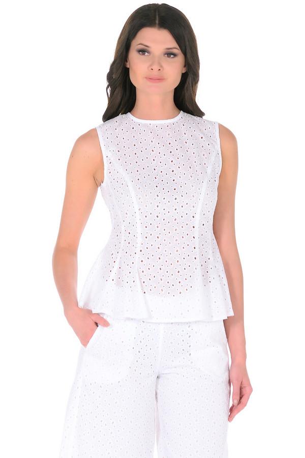 Блузa XARIZMASБлузы<br><br><br>Размер RU: 44<br>Пол: Женский<br>Возраст: Взрослый<br>Материал: хлопок 100%<br>Цвет: Белый