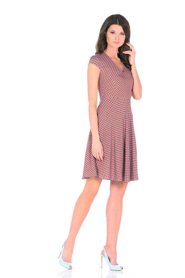 Платье XARIZMASПлатья<br><br><br>Размер RU: 44<br>Пол: Женский<br>Возраст: Взрослый<br>Материал: вискоза 100%<br>Цвет: Голубой