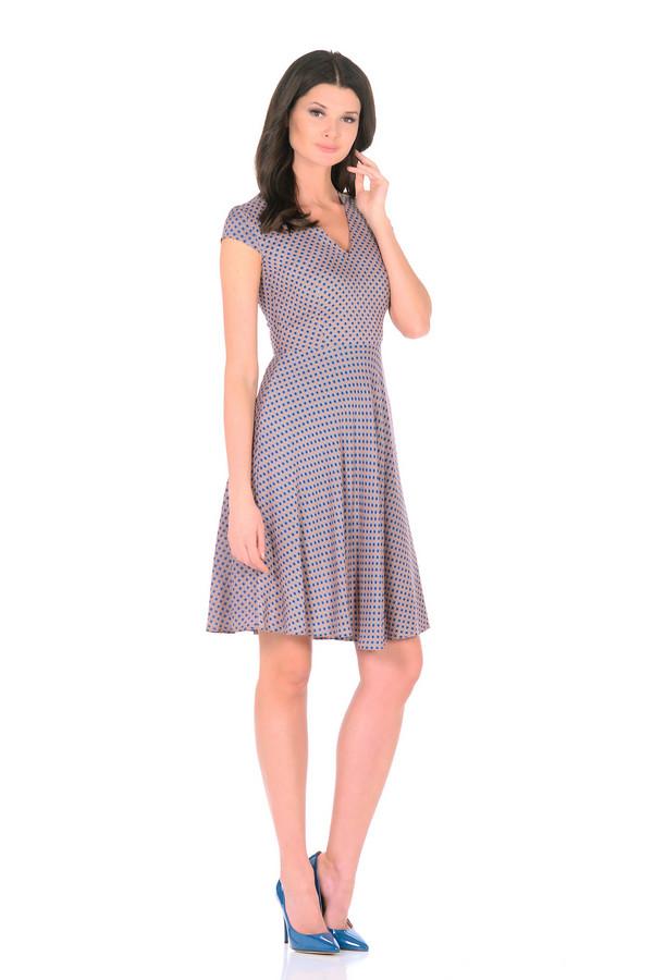 Платье XARIZMASПлатья<br><br><br>Размер RU: 42<br>Пол: Женский<br>Возраст: Взрослый<br>Материал: вискоза 100%<br>Цвет: Розовый