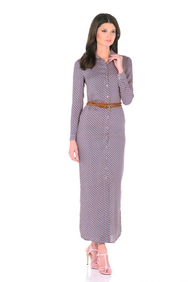 Платье XARIZMASПлатья<br><br><br>Размер RU: 42<br>Пол: Женский<br>Возраст: Взрослый<br>Материал: вискоза 100%<br>Цвет: Голубой