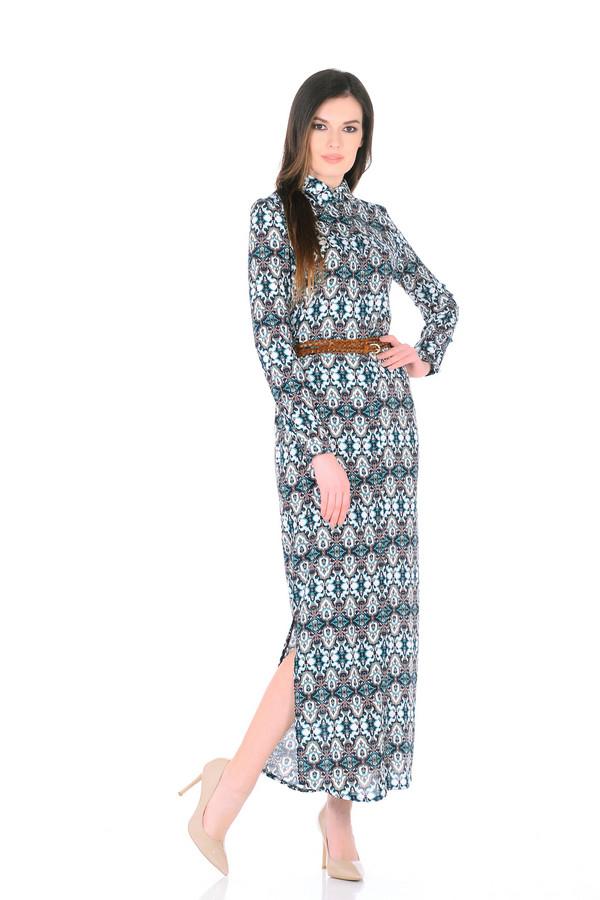 Платье XARIZMASПлатья<br><br><br>Размер RU: 44<br>Пол: Женский<br>Возраст: Взрослый<br>Материал: вискоза 100%<br>Цвет: Разноцветный