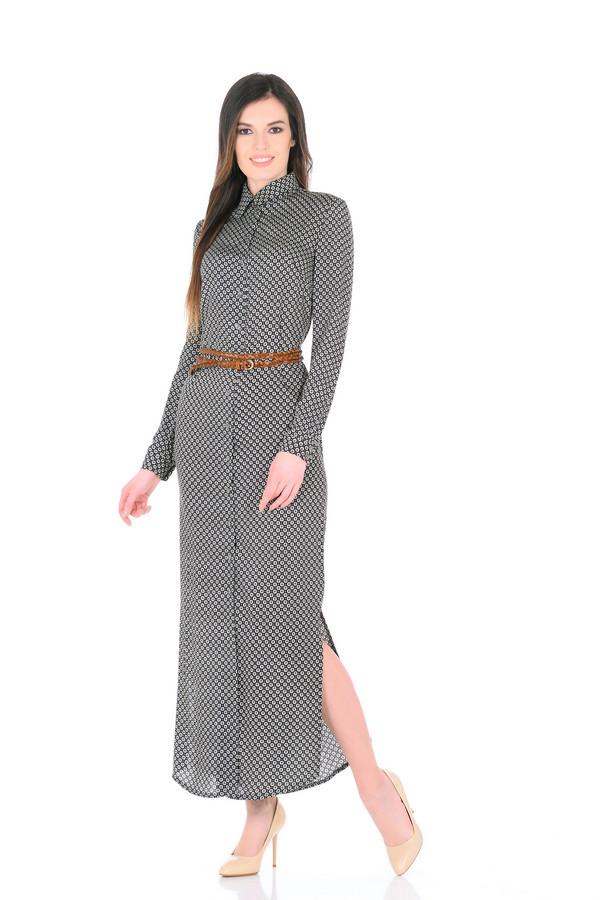 Платье XARIZMASПлатья<br><br><br>Размер RU: 46<br>Пол: Женский<br>Возраст: Взрослый<br>Материал: вискоза 100%<br>Цвет: Серый