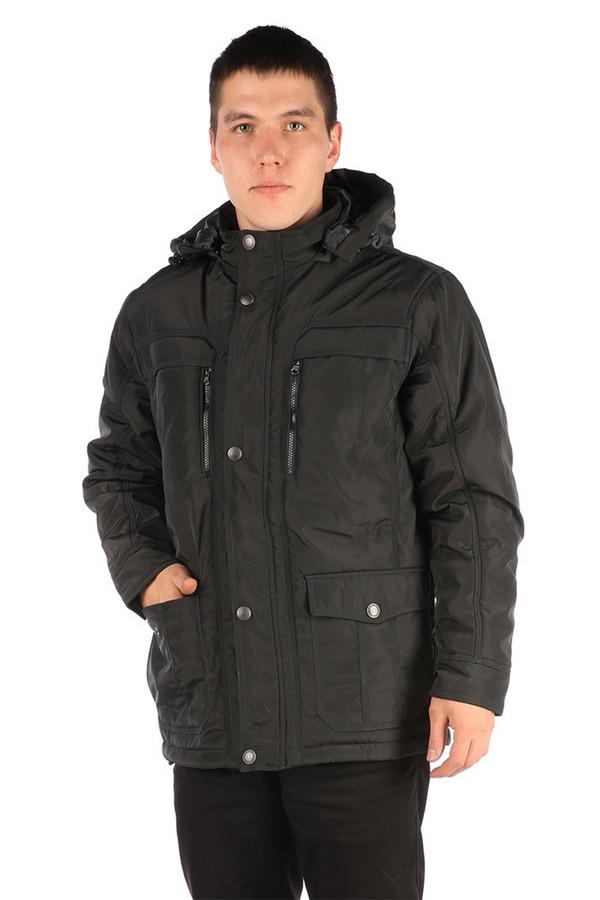 Куртка MiltonКуртки<br><br><br>Размер RU: 58<br>Пол: Мужской<br>Возраст: Взрослый<br>Материал: полиэстер 100%<br>Цвет: Чёрный