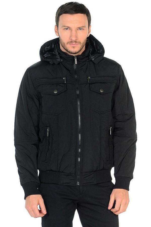 Куртка MiltonКуртки<br><br><br>Размер RU: 50<br>Пол: Мужской<br>Возраст: Взрослый<br>Материал: полиэстер 100%<br>Цвет: Чёрный
