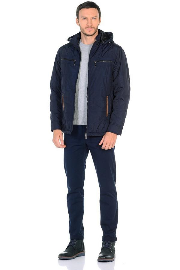 Куртка MiltonКуртки<br><br><br>Размер RU: 52<br>Пол: Мужской<br>Возраст: Взрослый<br>Материал: полиэстер 100%<br>Цвет: Синий