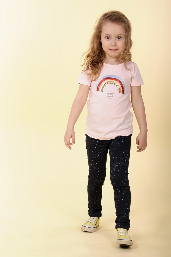 Футболки и поло Tom TailorФутболки и поло<br><br><br>Размер RU: 30;116-122<br>Пол: Женский<br>Возраст: Детский<br>Материал: см. на вшивном ярлыке 0%<br>Цвет: Розовый
