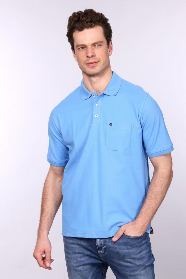 Поло Casa ModaПоло<br><br><br>Размер RU: 58-60<br>Пол: Мужской<br>Возраст: Взрослый<br>Материал: хлопок 100%<br>Цвет: Голубой