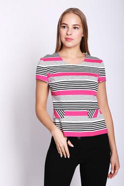 Блузa Gerry Weber, цвет разноцветный, размер