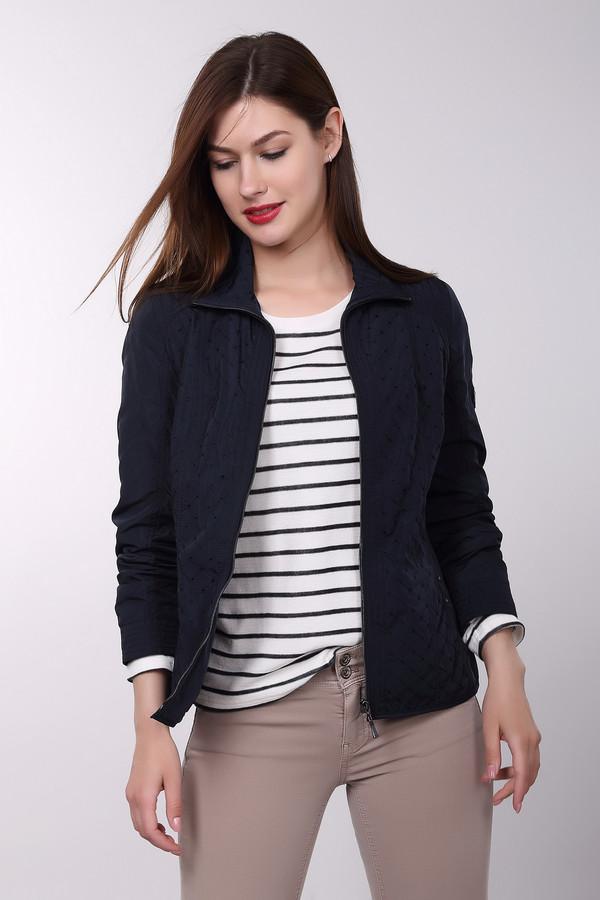Куртка LebekКуртки<br><br><br>Размер RU: 44<br>Пол: Женский<br>Возраст: Взрослый<br>Материал: полиэстер 100%<br>Цвет: Синий