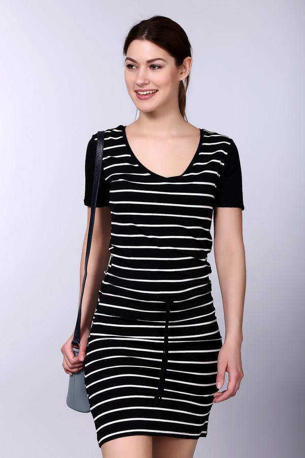 Платье PezzoПлатья<br><br><br>Размер RU: 44<br>Пол: Женский<br>Возраст: Взрослый<br>Материал: эластан 5%, вискоза 95%<br>Цвет: Белый