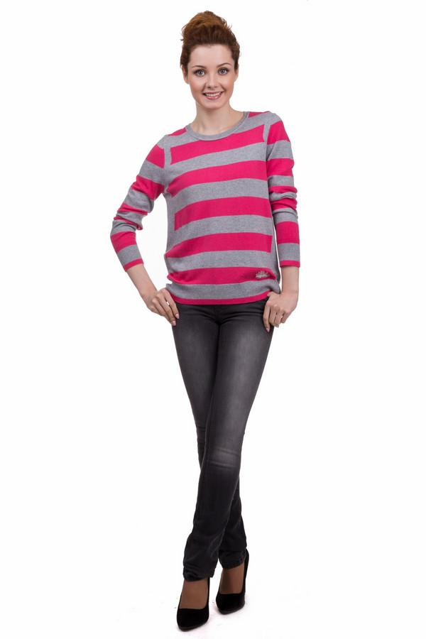 Модные джинсы Tom TailorМодные джинсы<br>Женственные джинсы-скинни от бренда Tom Tailor выполнены из темно-серого денима. Изделие дополнено: пятью стандартными карманами, шлевками для ремня и застежкой-молния с пуговицей. Джинсы оформлены декоративными потертостями.<br><br>Размер RU: 44(L34)<br>Пол: Женский<br>Возраст: Взрослый<br>Материал: эластан 1%, хлопок 99%<br>Цвет: Серый