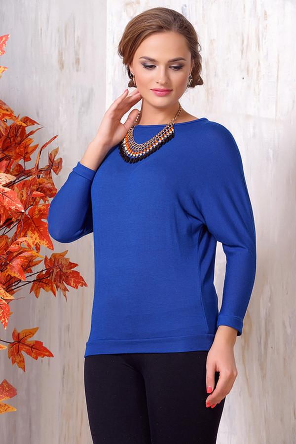 Блузa VAYБлузы<br><br><br>Размер RU: 48<br>Пол: Женский<br>Возраст: Взрослый<br>Материал: эластан 5%, вискоза 95%<br>Цвет: Синий