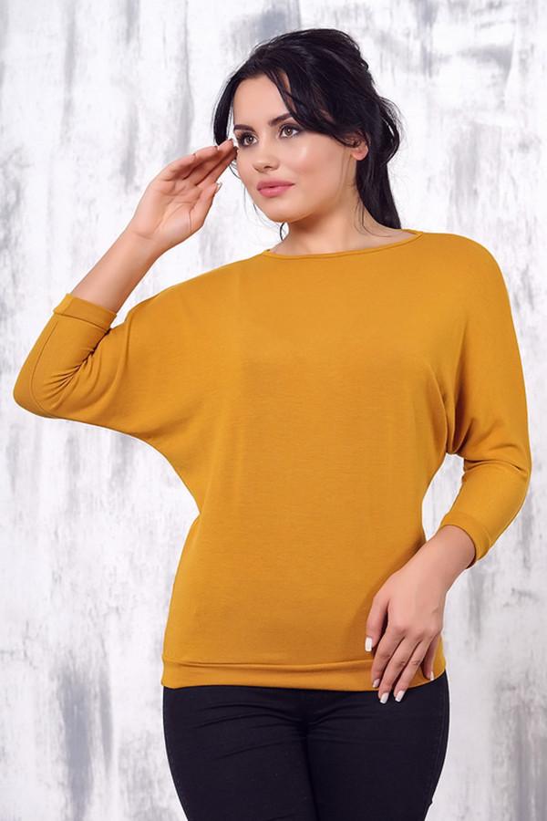 Блузa VAYБлузы<br><br><br>Размер RU: 46<br>Пол: Женский<br>Возраст: Взрослый<br>Материал: эластан 5%, вискоза 95%<br>Цвет: Жёлтый