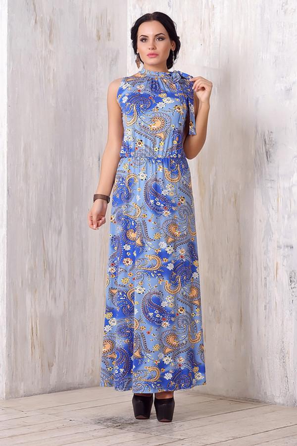 Платье VAYПлатья<br><br><br>Размер RU: 48<br>Пол: Женский<br>Возраст: Взрослый<br>Материал: эластан 5%, вискоза 95%<br>Цвет: Разноцветный