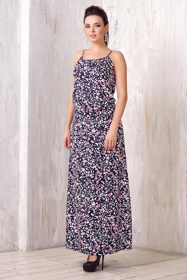 Платье VAYПлатья<br><br><br>Размер RU: 44<br>Пол: Женский<br>Возраст: Взрослый<br>Материал: эластан 5%, вискоза 95%<br>Цвет: Разноцветный