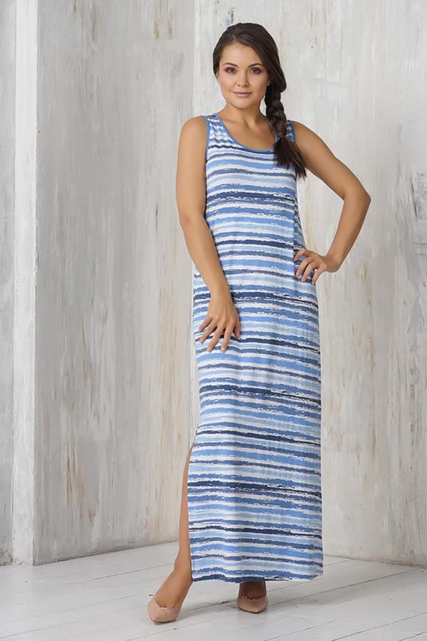 Платье VAYПлатья<br><br><br>Размер RU: 46<br>Пол: Женский<br>Возраст: Взрослый<br>Материал: эластан 5%, вискоза 95%<br>Цвет: Разноцветный