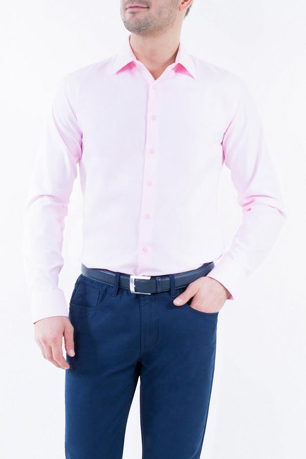 Рубашка Greg HormanРубашки и сорочки<br><br><br>Размер RU: 54<br>Пол: Мужской<br>Возраст: Взрослый<br>Материал: полиэстер 20%, хлопок 80%<br>Цвет: Розовый