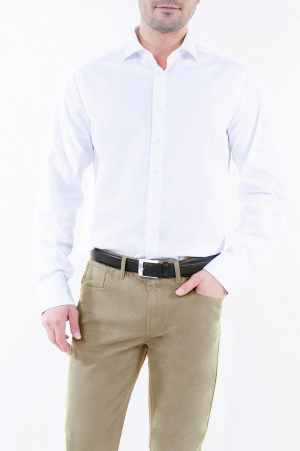 Рубашка Greg HormanРубашки и сорочки<br><br><br>Размер RU: 46<br>Пол: Мужской<br>Возраст: Взрослый<br>Материал: полиэстер 20%, хлопок 80%<br>Цвет: Белый