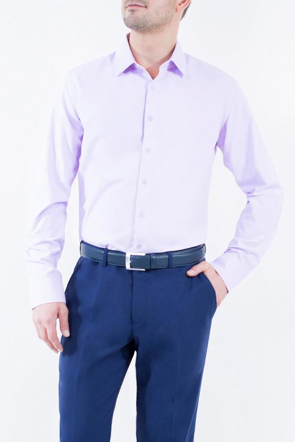 Рубашка Greg HormanРубашки и сорочки<br><br><br>Размер RU: 48-50<br>Пол: Мужской<br>Возраст: Взрослый<br>Материал: полиэстер 20%, хлопок 80%<br>Цвет: Сиреневый