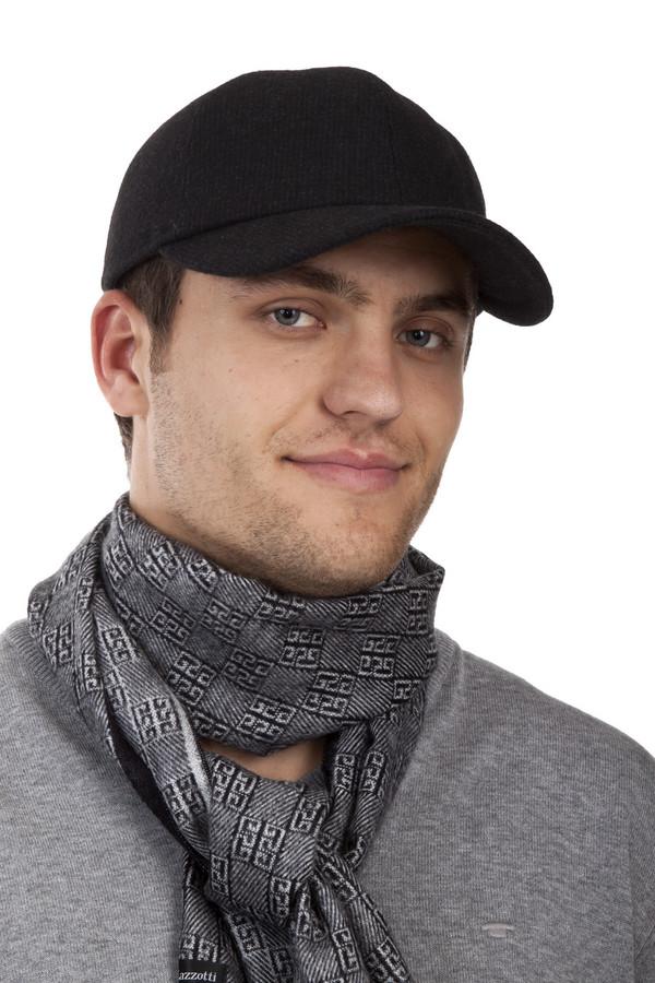 Бейсболка GottmannБейсболки<br>Мужская бейсболка от бренда Guttmann представляет собой уникальное, практичное и теплое сочетание материалов – эластан, полиэстер, шерсть – которое не даст голове замёрзнуть в холодные зимние времена. Недорогая, стильная и универсальная вещь для тех, кто предпочитает лёгкие бейсболки тёплым, массивным шапкам. Изделие дополнено «ушами» из ткани для защиты от мороза. Ранней весной «уши» можно будет убрать под бейсболку, чтобы приспособить модель под более теплую погоду.<br><br>Размер RU: 63<br>Пол: Мужской<br>Возраст: Взрослый<br>Материал: эластан 5%, полиэстер 30%, шерсть 65%<br>Цвет: Чёрный